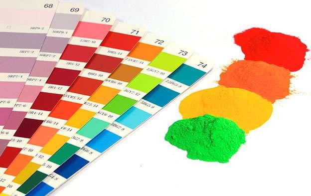 Verniciatura industriale a Polvere Certificata