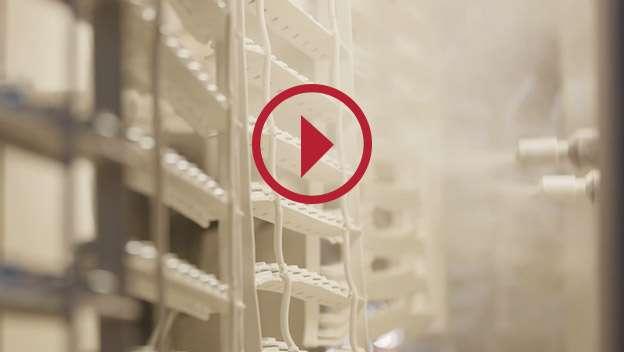 Video dell'azienda: verniciature industriali a polvere a Brescia